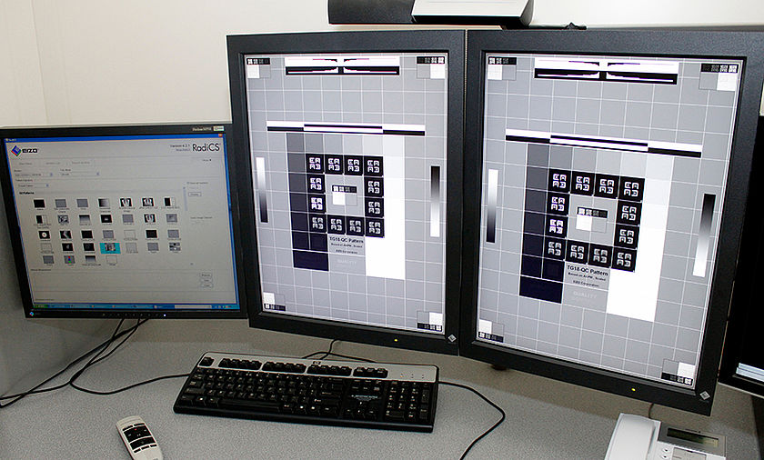 EIZO diagnostic monitors